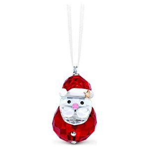 Swarovski Crystal Joyful Rocking Santa