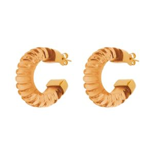 Shyla London Esme Earrings - Citrine