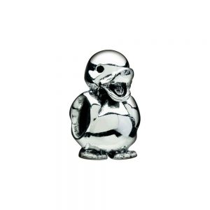 Chamilia Duck Bracelet Charm - Sterling Silver