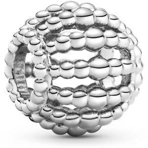Pandora Beaded Openwork Charm - 798679C00