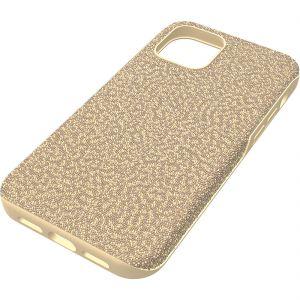 Swarovski High Smartphone Case - iPhone 12/12 Pro - Gold 5616374