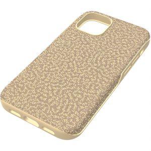 Swarovski High Smartphone Case - iPhone 12 Pro Max - Gold