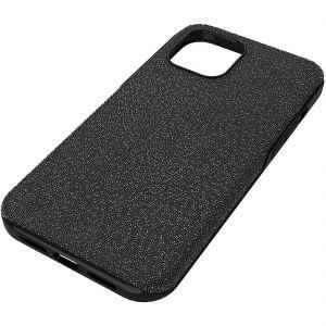 Swarovski High Smartphone Case - iPhone 12 Pro Max - Black