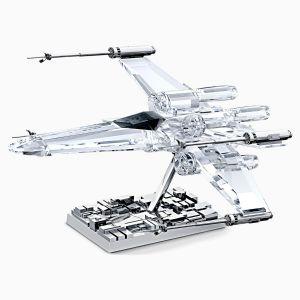 Swarovski Crystal Star Wars X-Wing Starfighter