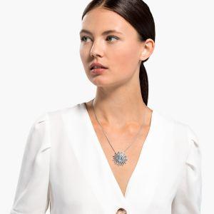 Swarovski Anniversary Sunshine Necklace 2020 - Blue and White