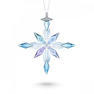 Swarovski Crystal Disney Frozen 2 Snowflake Ornament - 5492737