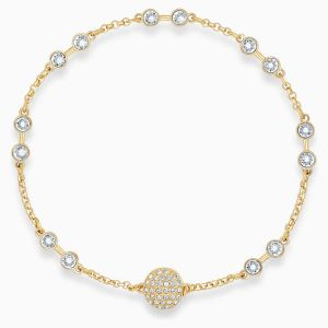 Swarovski Remix Collection Carrier - Gold-tone Plated