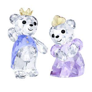 Swarovski Crystal Kris Bear Prince & Princess 5301569