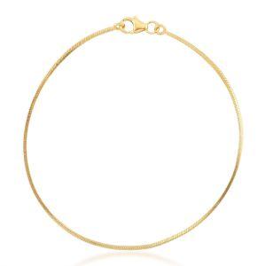 Shyla London Thick Snake Chain Bracelet