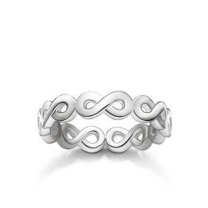 Thomas Sabo Silver Infinity Ring TR2124-001-12