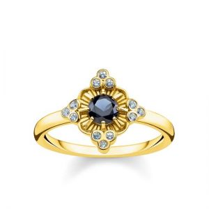 Thomas Sabo  Royalty Gold Ring