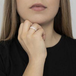 Thomas Sabo Silver Crown Ring