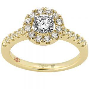 Clogau Compose Engagement Ring - Love Divine
