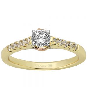 Clogau Compose Engagement Ring - Timeless Love