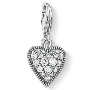 Thomas Sabo Charm Pendant, Vintage Heart