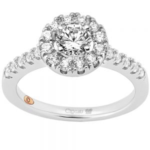 Clogau Compose Engagement Ring - Love Divine