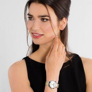 Thomas Sabo Women's Glam Spirit Watch - Mesh Bico Gold