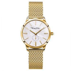 Thomas Sabo Women's Glam Spirit Watch, Mesh Gold