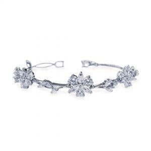 Ivory & Co Waterlily Bracelet