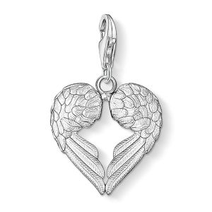 Thomas Sabo Charm Pendant, Winged Heart