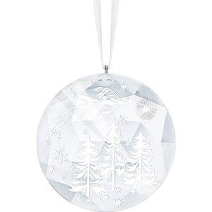 Swarovski Crystal Winter Night Ornament