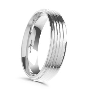 Brown & Newirth 'Caelum' Mens Wedding Band, For Him - XNFP608