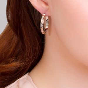 Clogau Tree Of Life Hoop Earrings - XX3SCTOLE