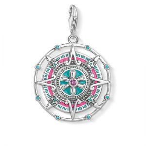 Thomas Sabo Charm Pendant, Mayan Calendar
