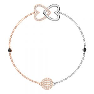 Swarovski Remix Collection, Heart - Mix Metal Plated