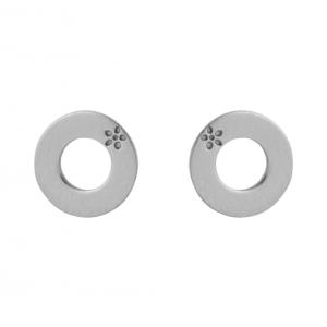 byBiehl Sienna Silver Earrings