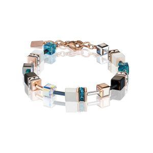 Coeur De Lion Petrol GEOCUBE Bracelet