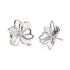 Kit Heath Blossom Full Bloom Stud Earrings
