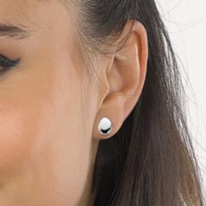 Kit Heath Coast Tumble Stud Earrings