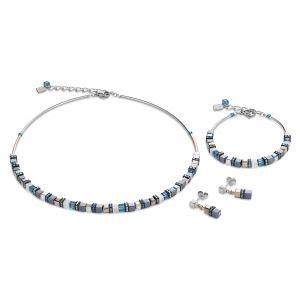 Coeur De Lion Crystal Petrol Bracelet