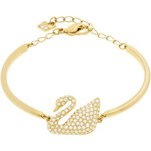 Swarovski_Swan_Bangle_Gold