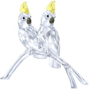 Swarovski Crystal Cockatoos