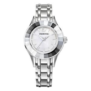 Swarovski Ladies Alegria Watch, Mother-of-Pearl