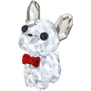 Swarovski Crystal Puppy, Bruno the French Bulldog