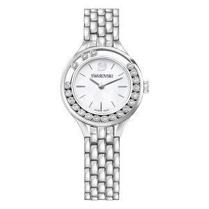 Swarovski Lovely Crystals Mini Watch, Silver Tone