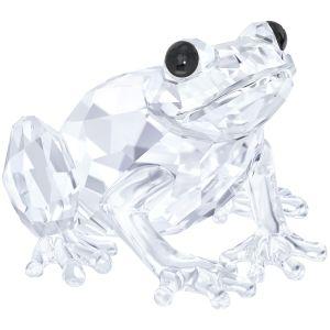 Swarovski Crystal Frog