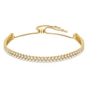 Swarovski_Subtle_Bracelet_Gold