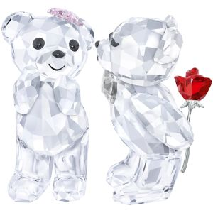 Swarovski Crystal Kris Bear 'A lovely Surprise'
