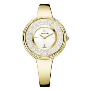 Swarovski Crystalline Pure Watch, Gold Tone