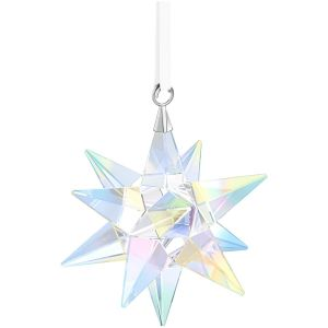 Swarovski Crystal Star Ornament, Crystal