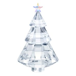 Swarovski Clear Crystal Christmas Tree