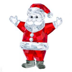 Swarovski Crystal Santa Claus