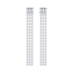 Swarovski Fit Refresh Long Dropper Earrings