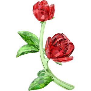 Swarovski Red Rose