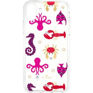 Swarovski Sea Life Smartphone Case with Integrated Bumper, iPhone® X/XS