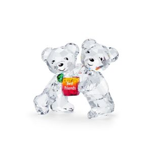 Swarovski Crystal Kris Bear - Best Friends